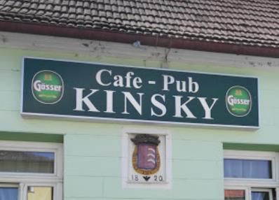 © Cafe-Pub Kinsky