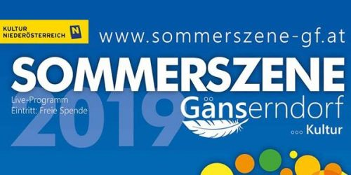 Sommerszene Gänserndorf 2019