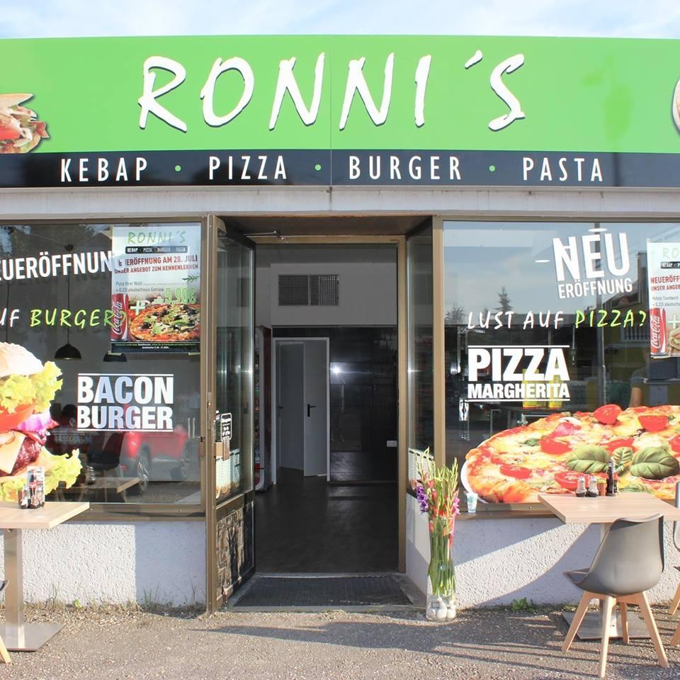 Ronni's Pizza & Kebap Strasshof