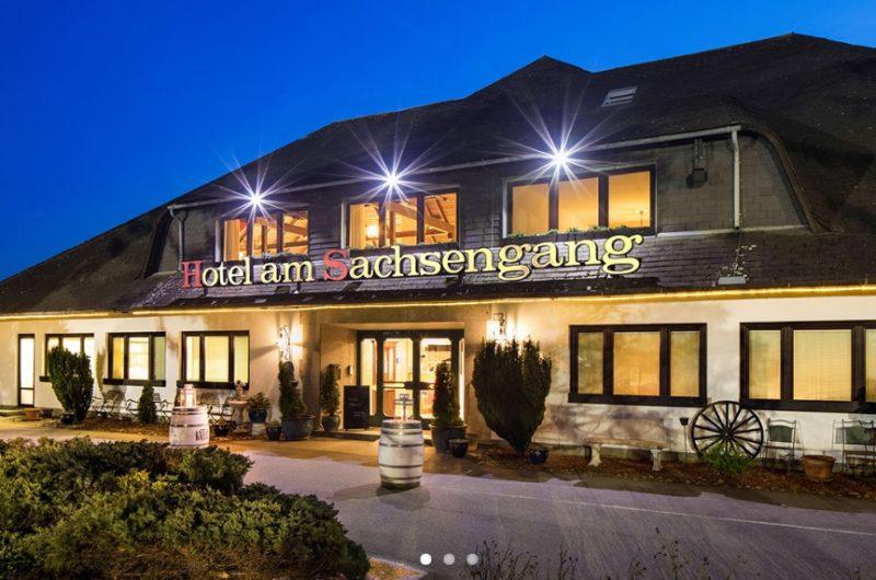 Restaurant Hotel Sachsengang