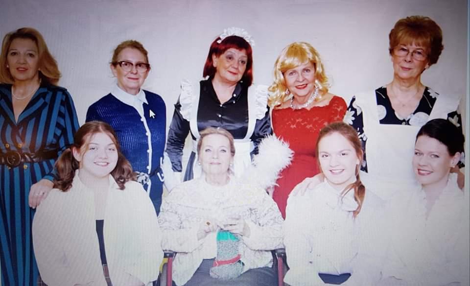 Die 8 Frauen