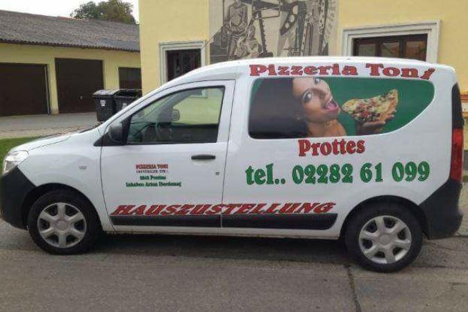 Pizzeria TONI Prottes