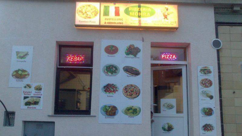 Pizzeria MOHRA