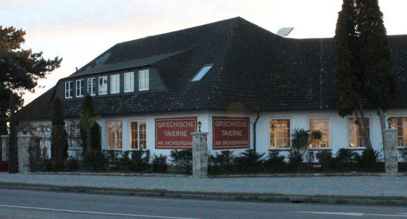 Griechische Taverne Sachsengang
