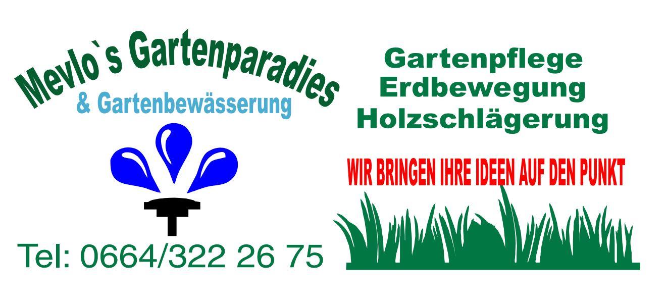 Mevlo's Gartenparadies & Gartenbewässerung in Marchegg