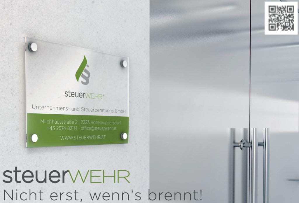 © steuerWEHR Unternehmens- und Steuerberatungs GmbH